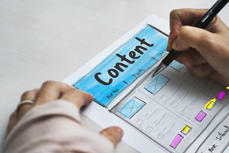 content improvement after seo audit